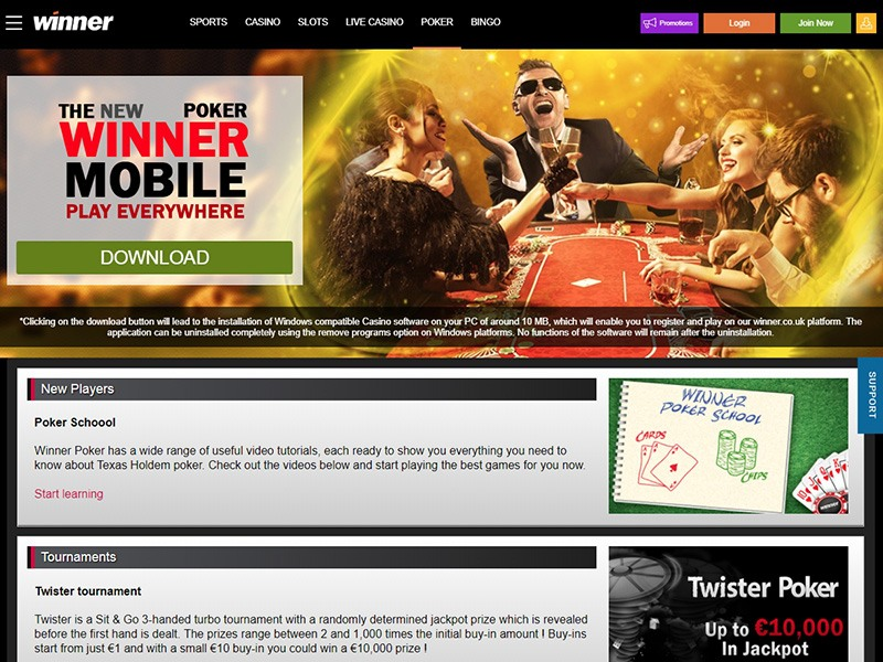 Winner Online Casino
