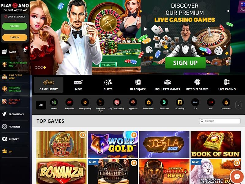 PlayAmo Casino Review 2019: Is it Worth Playing?