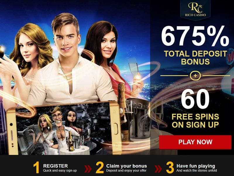 Rich Casino Review 2019: A Closer Look